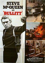 Bullitt - Plakat zum Film