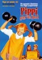 Die neuesten Abenteuer von Pippi Langstrumpf - Pippi geht von Bord - Plakat zum Film