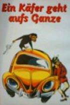 Ein Käfer geht aufs Ganze - Plakat zum Film