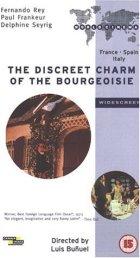 Der diskrete Charme der Bourgeoisie - Plakat zum Film