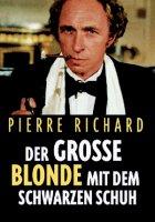 Der große Blonde mit dem schwarzen Schuh - Plakat zum Film