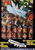 Die Höllenfahrt der Poseidon - Plakat zum Film