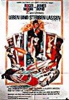 Leben und sterben lassen - Plakat zum Film