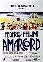 Amarcord - Plakat zum Film