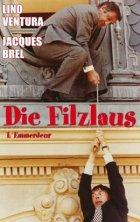 Die Filzlaus - Plakat zum Film