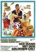 Der Mann mit dem goldenen Colt - Plakat zum Film