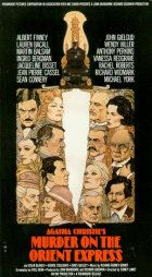 Mord im Orient-Expreß - Plakat zum Film