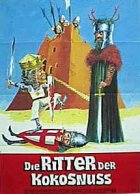 Die Ritter der Kokosnuß - Plakat zum Film