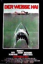Der weiße Hai - Plakat zum Film