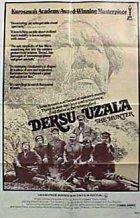 Uzala, der Kirgise - Plakat zum Film