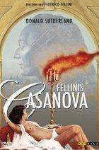 Fellinis Casanova - Plakat zum Film