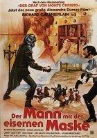 Der Mann mit der eisernen Maske - Plakat zum Film