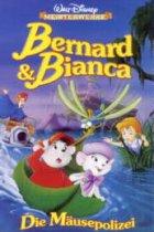 Bernard und Bianca - Die Mäusepolizei - Plakat zum Film