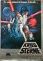 Krieg der Sterne - Plakat zum Film