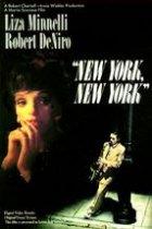 New York, New York - Plakat zum Film