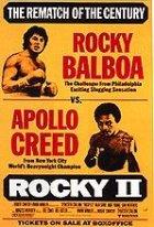 Rocky II - Plakat zum Film