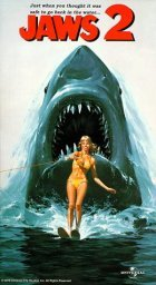 Der weiße Hai 2 - Plakat zum Film