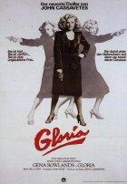 Gloria, die Gangsterbraut - Plakat zum Film
