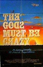 Die Götter müssen verrückt sein - Plakat zum Film