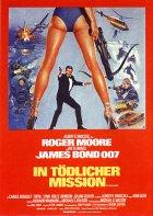 James Bond 007 - In tödlicher Mission - Plakat zum Film
