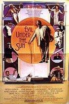 Das Böse unter der Sonne - Plakat zum Film