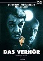 Das Verhör - Plakat zum Film
