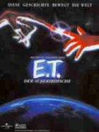 E.T. - Der Außerirdische - Plakat zum Film