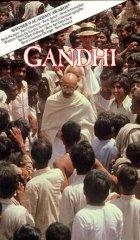 Gandhi - Plakat zum Film