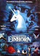 Das letzte Einhorn - Plakat zum Film