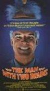 Der Mann mit zwei Gehirnen - Plakat zum Film