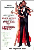 James Bond 007 - Octopussy - Plakat zum Film