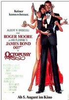 James Bond 007 - Octopussy - Plakat zum Film