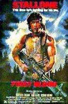 Rambo - Plakat zum Film