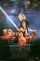 Die Rückkehr der Jedi-Ritter - Plakat zum Film