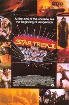 Star Trek II - Der Zorn des Khan - Plakat zum Film