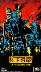 Straßen in Flammen - Plakat zum Film