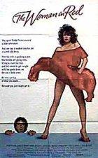 Die Frau in Rot - Plakat zum Film
