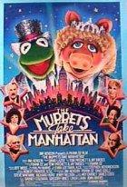 Die Muppets erobern Manhattan - Plakat zum Film