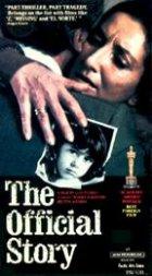 Die offizielle Geschichte - Plakat zum Film