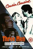 Drei Männer und ein Baby - Plakat zum Film