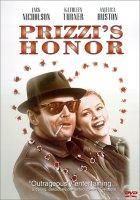 Die Ehre der Prizzis - Plakat zum Film