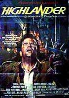 Highlander - Es kann nur einen geben - Plakat zum Film
