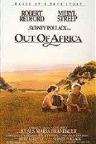 Jenseits von Afrika - Plakat zum Film