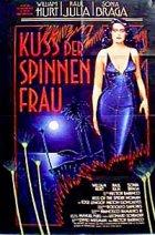 Der Kuß der Spinnenfrau - Plakat zum Film