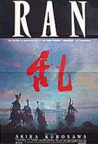 Ran - Plakat zum Film