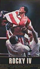 Rocky IV - Der Kampf des Jahrhunderts - Plakat zum Film
