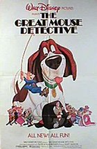 Basil, der große Mäusedetektiv - Plakat zum Film