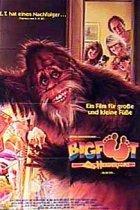 Bigfoot und die Hendersons - Plakat zum Film