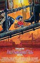 Feivel, der Mauswanderer - Plakat zum Film