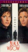 Die schwarze Witwe - Plakat zum Film